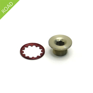 [ROAD] Crank Spindle Adjust Bolt Kit
