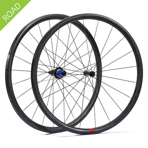 [ROAD] SL 30 Tubular Wheelset