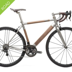 [ROAD] Titanium - Wood Frame