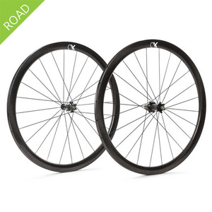 [ROAD] Ultra Disk 38TD Wheel Set