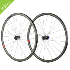 [ROAD] SL 30 Disk Tubular Wheelset
